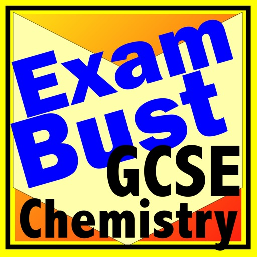 GCSE Chemistry Prep Flashcards Exambusters
