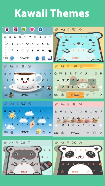 Symbol Infinity ∞ Keyboard for Emoji, Text Symbols screenshot-3