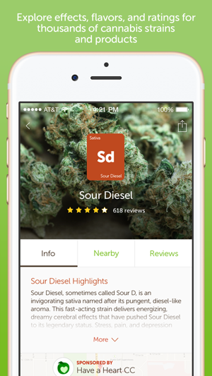 cannabis apps for windows