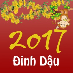 Chúc Tết 2017 - Xuân Đinh Dậu
