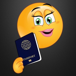 Travel Emoji Stickers by Emoji World