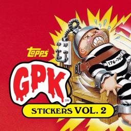 Garbage Pail Kids GPK Vol 2