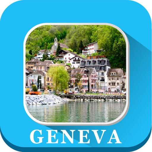 Geneva Switzerland - Offline Maps navigation