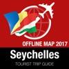 塞舌尔群岛 旅游指南+离线地图