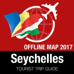 Seychelles Tourist Guide + Offline Map