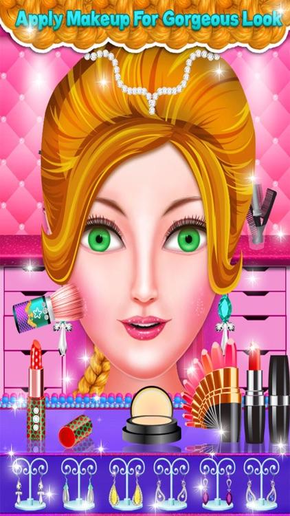 Braided Hairstyles Girls Games screenshot-3