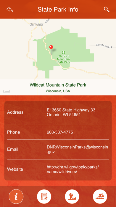 点击获取Wisconsin State Parks & Trails