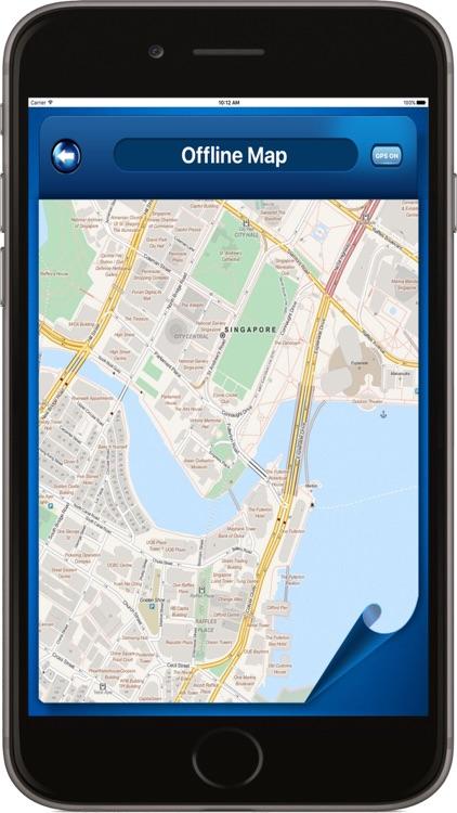 Singapore - Offline Maps navigation & directions