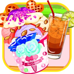 Ice Cream Master-Funny Girly Games