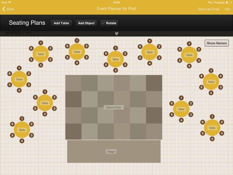 Event Planner for iPad screenshot-4