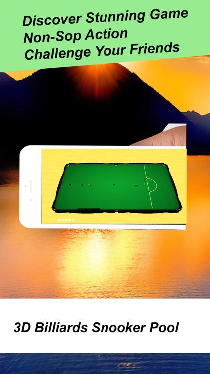 3D Billiards Snooker Pool
