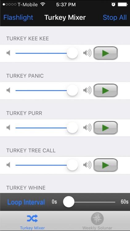 Turkey Call Mixer screenshot-3