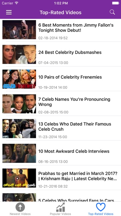 Celebrity Gossip Breaking News screenshot-3