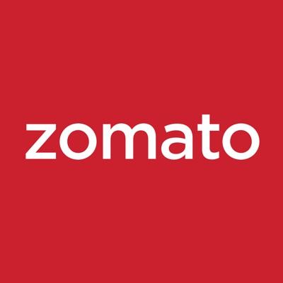 zomatoアプリ