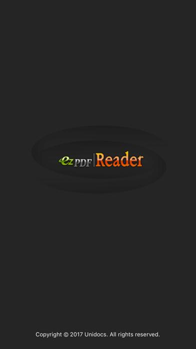 ezPDF Reader: PDF Reader, Annotator & Form Filler screenshot one