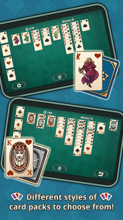 FreeCell Solitaire: Classic Card Game