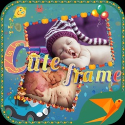 Baby Photo Frame- Wonder Photo, Cute Frame