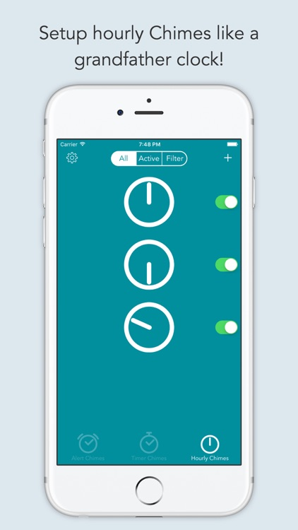 Chimed - The Superior Multiple Alerts & Timers App screenshot-4