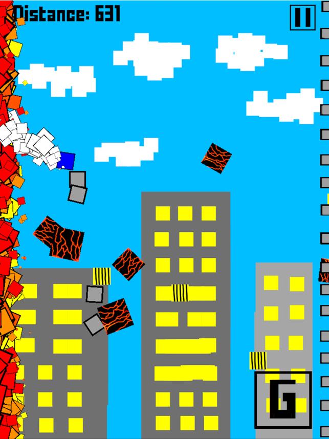 Blockinvasion 2, game for IOS