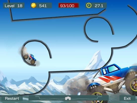 Screenshot #5 pour Monster Stunts