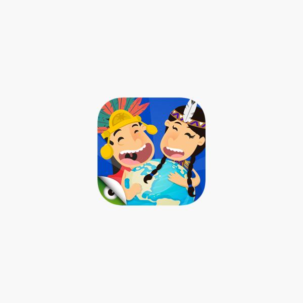 Historia para Niños - América: Incas, Aztecas... en App Store