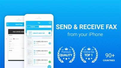 Fax - Send & Receive Fax App Screenshot