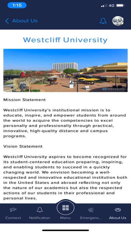 Westcliff University screenshot-4