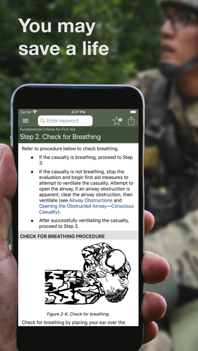 Army First Aidのおすすめ画像1