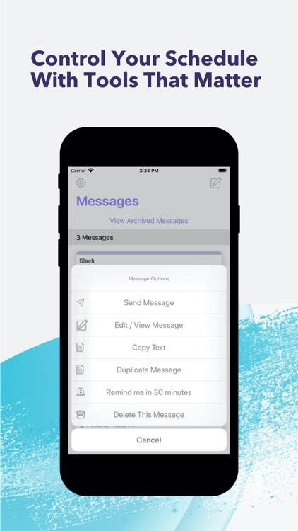 Moxy Messenger screenshot-4