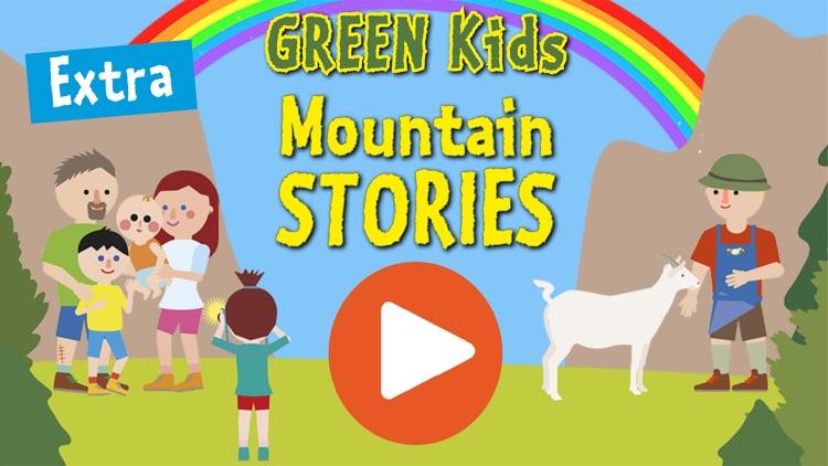 Green Kids – Mountain stories screenshot-0