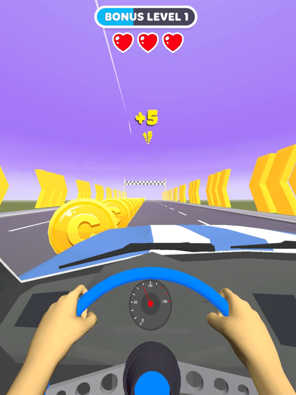 iPad Image of Fast Driver 3D
