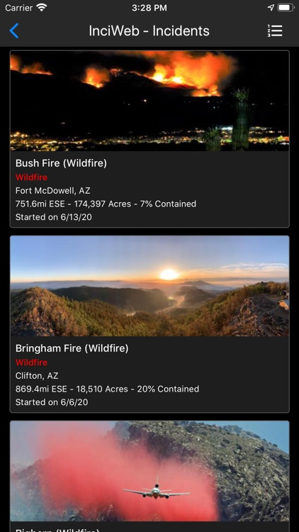 Fires - Wildfire Maps and Info screenshot-3