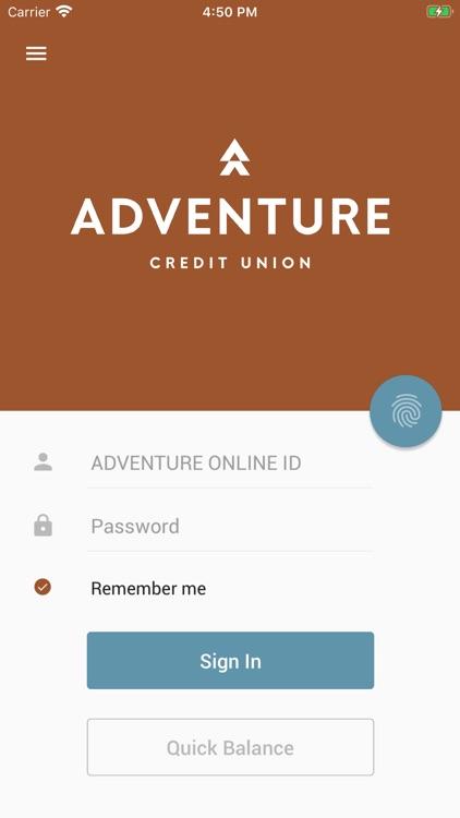 Adventure CU Mobile Banking