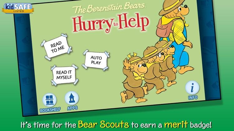 Berenstain Bears Hurry to Help