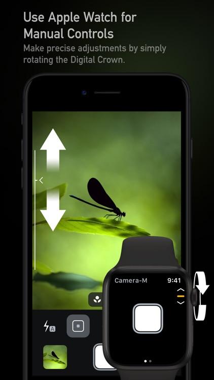 Camera М screenshot-8