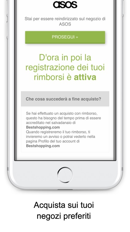 Cashback Bestshopping screenshot-2