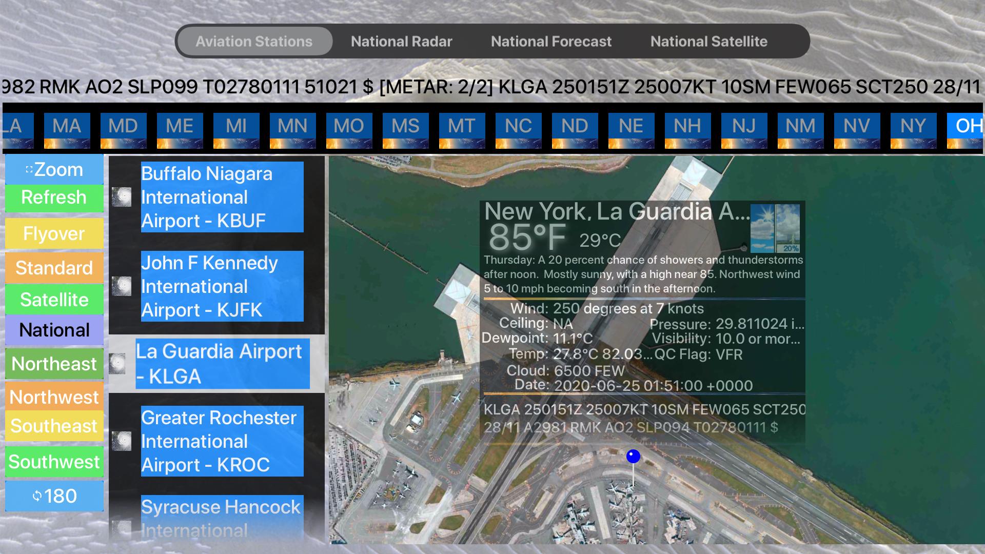 Instant Aviation Weather Pro screenshot 25
