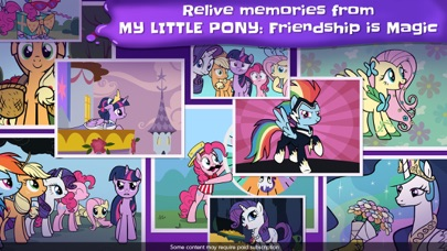 My Little Pony Color By Magic screenshot 9