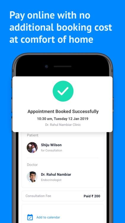 DocOn for Patients screenshot-3