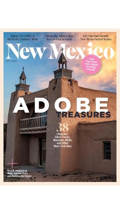 Screenshot #2 pour New Mexico Magazine