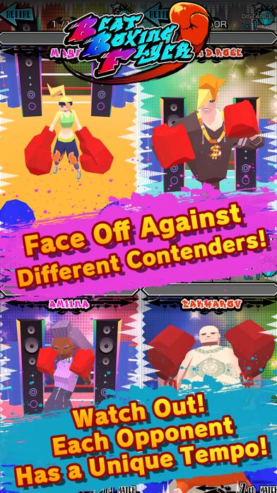 Beat Boxing Flyer screenshot 2