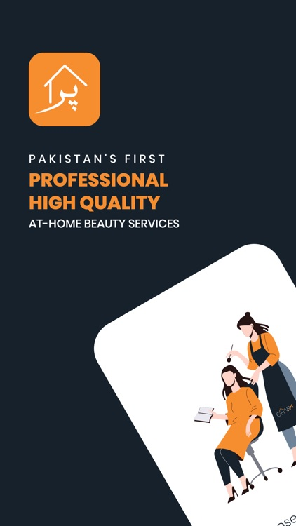 Gharpar – Beauty Services