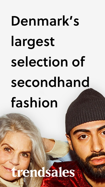 Trendsales: Secondhand fashion