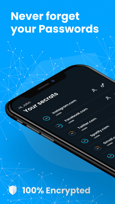 Password Manager - Keep Safe screenshot 1