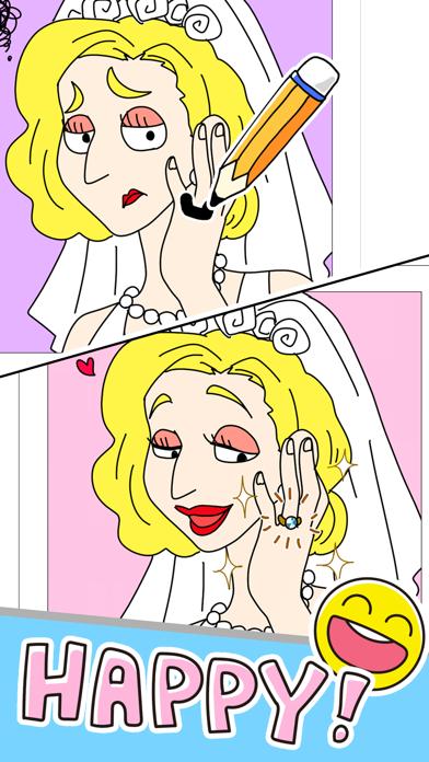 Draw Happy Lifeのおすすめ画像3