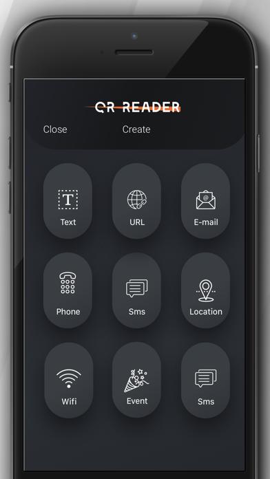 Qr Code Scanner & Creator.のおすすめ画像4