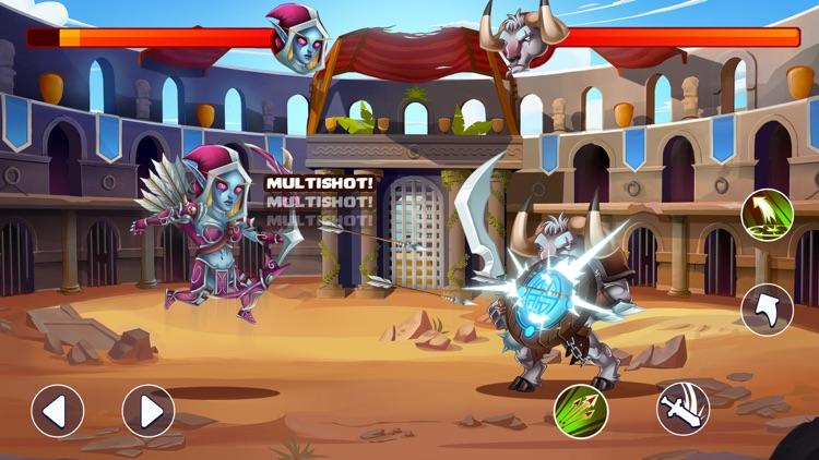 Tiny Gladiators 2 screenshot-0
