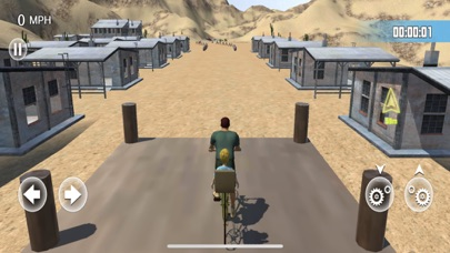 Bicycle travelling screenshot 3