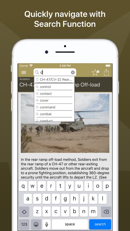 Army Ranger Handbook screenshot-9