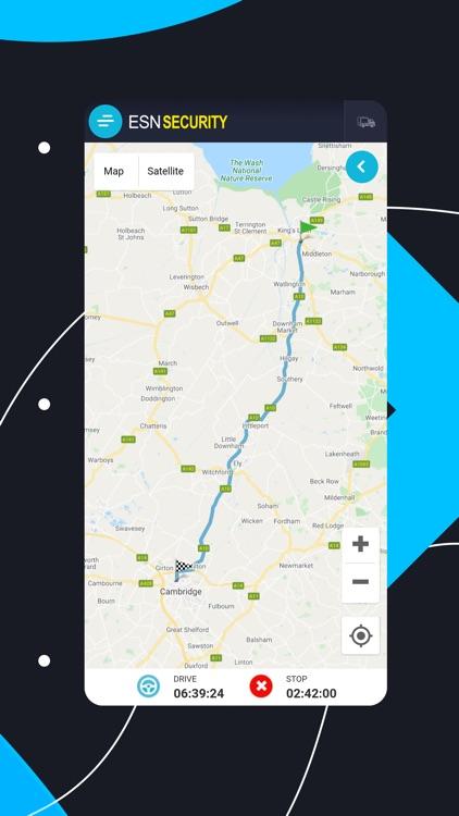 ESN Security GPS screenshot-4